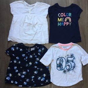 Kid's Shirts/Blouses (5T)